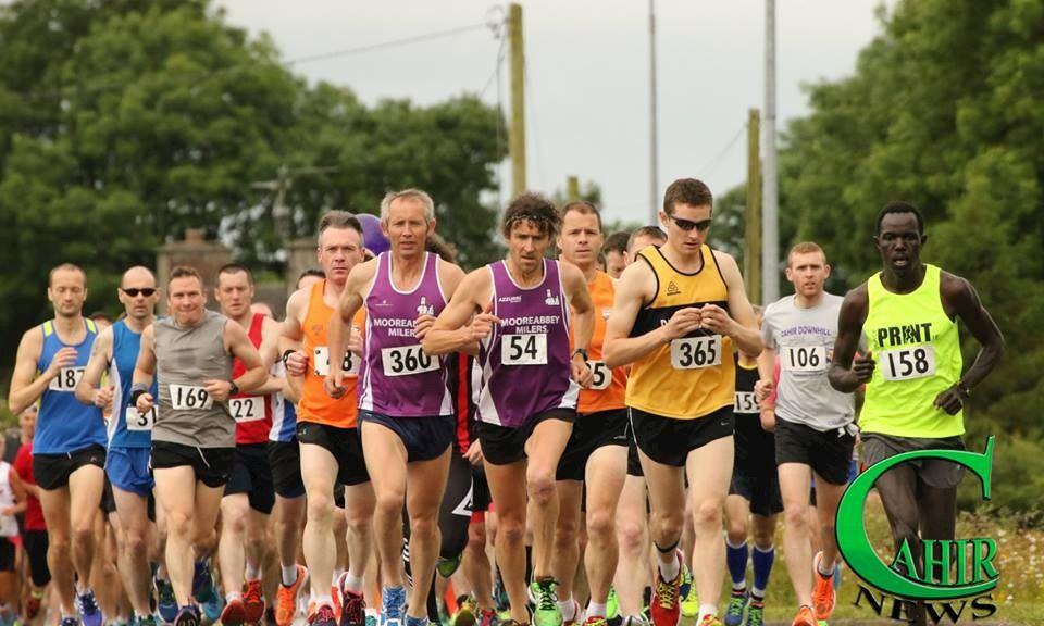 cahir downhill half marathon