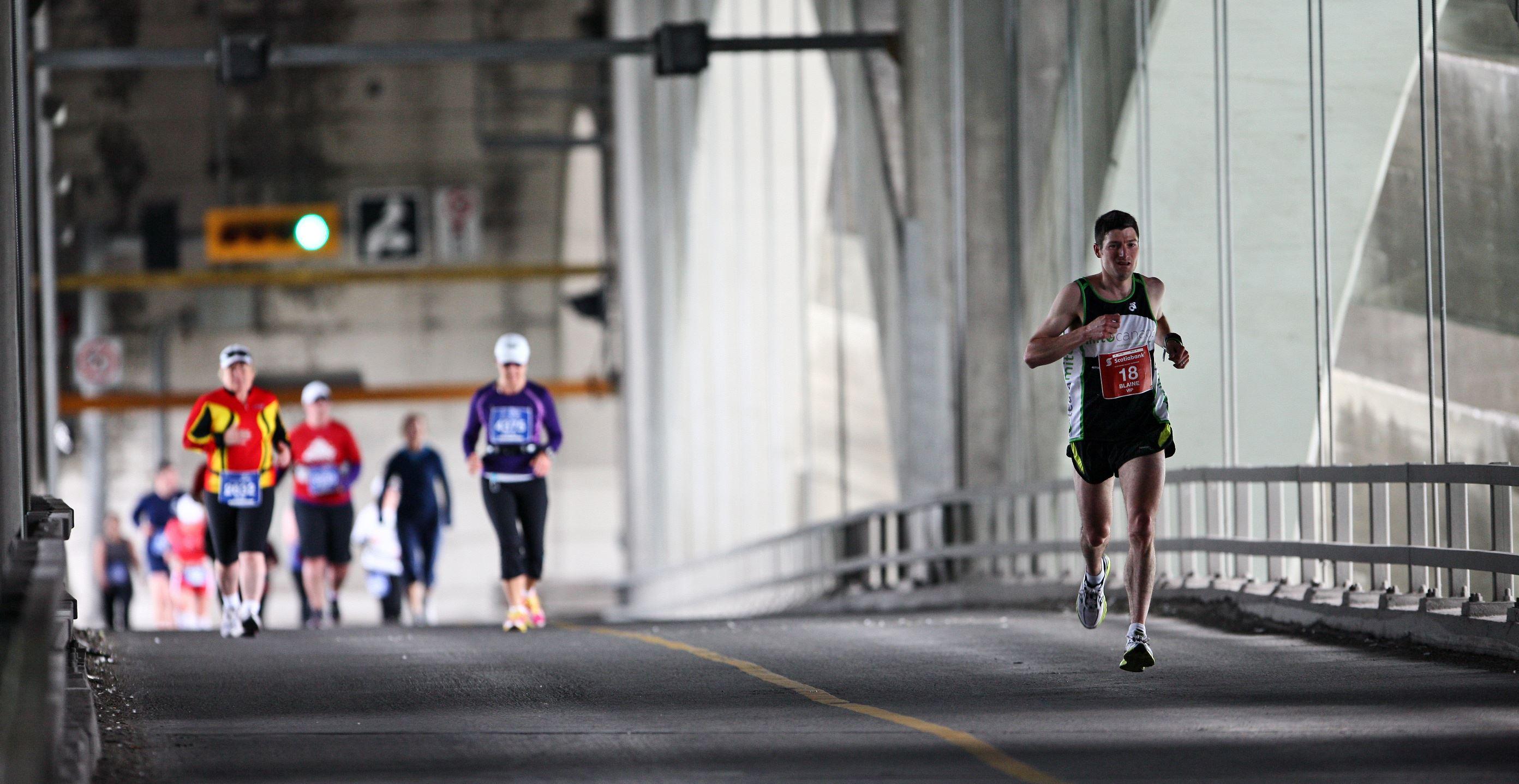 Alles over de Calgary Marathon en hoe jij er aan mee kunt doen