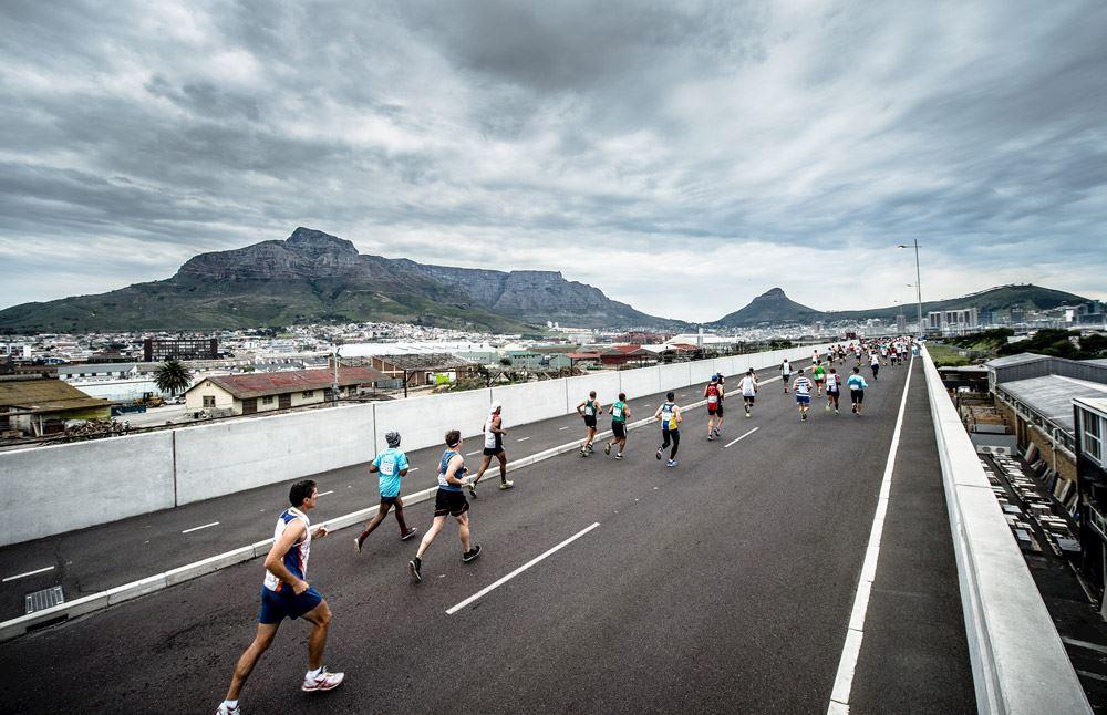 Alles over de Cape Town Marathon en hoe jij er aan mee kunt doen