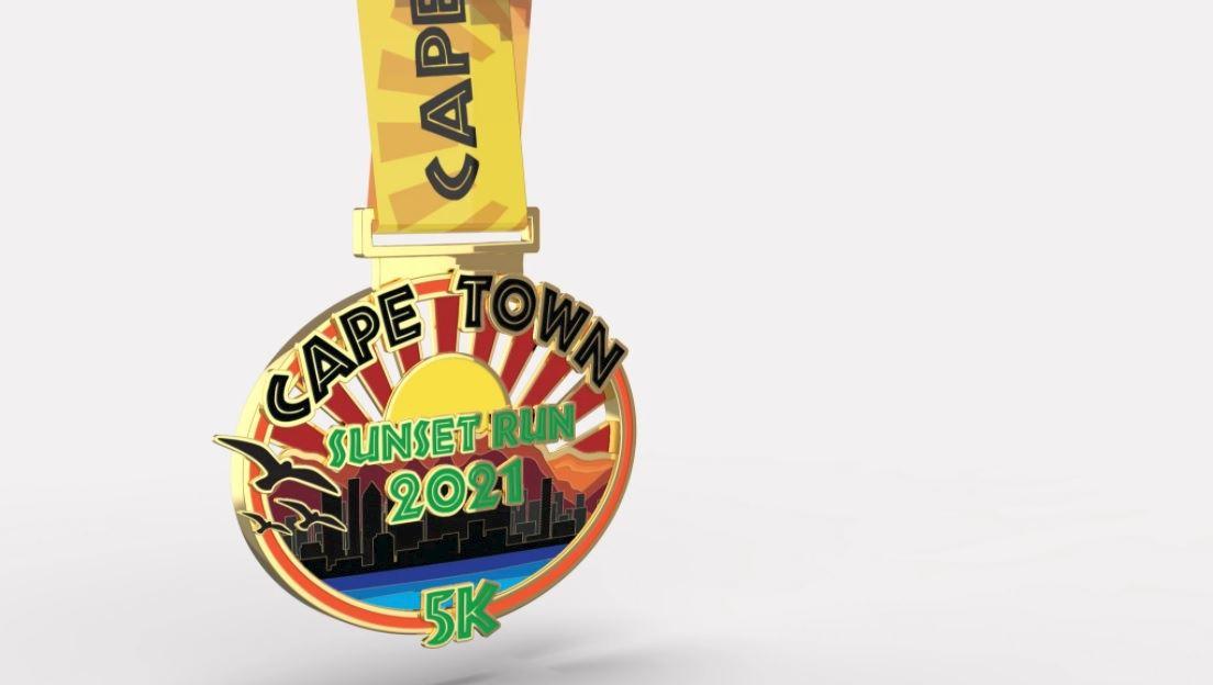 cape town sunset run 2021