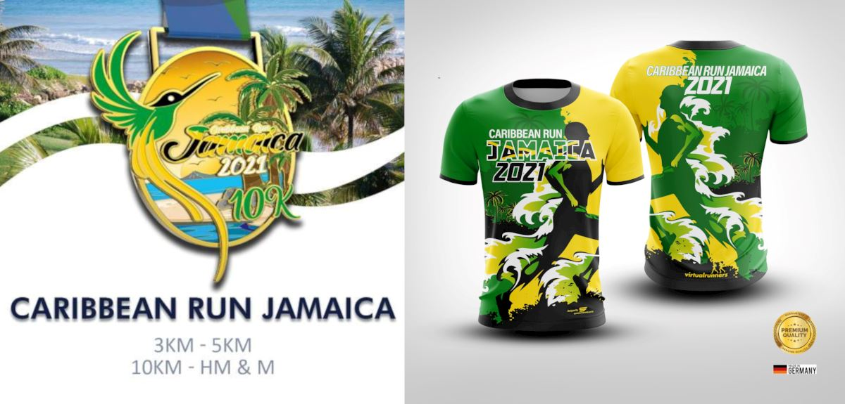caribbean virtual run jamaica