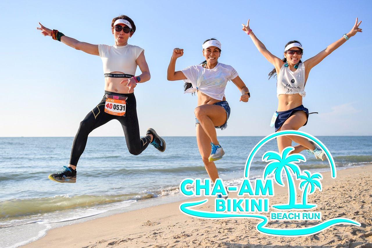 cha am bikini beach run