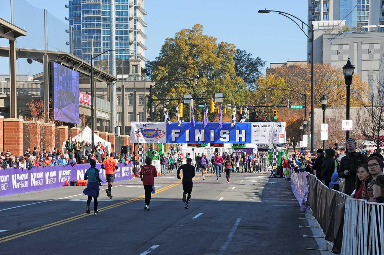 Alles over de Charlotte Marathon en hoe jij er aan mee kunt doen