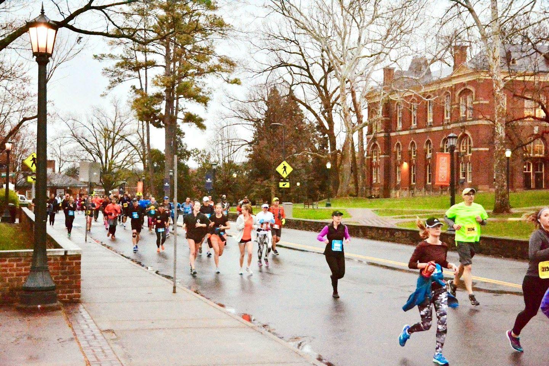 charlottesville marathon