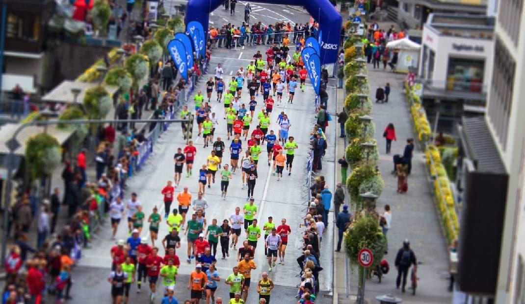 Alles over de Chattanooga Marathon en hoe jij er aan mee kunt doen