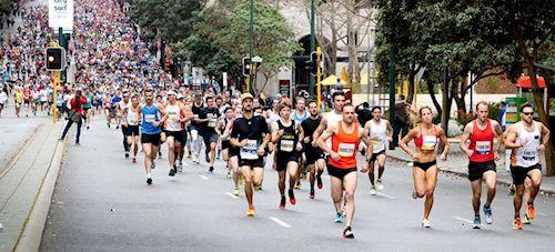 Chevron City to Surf Perth Marathon