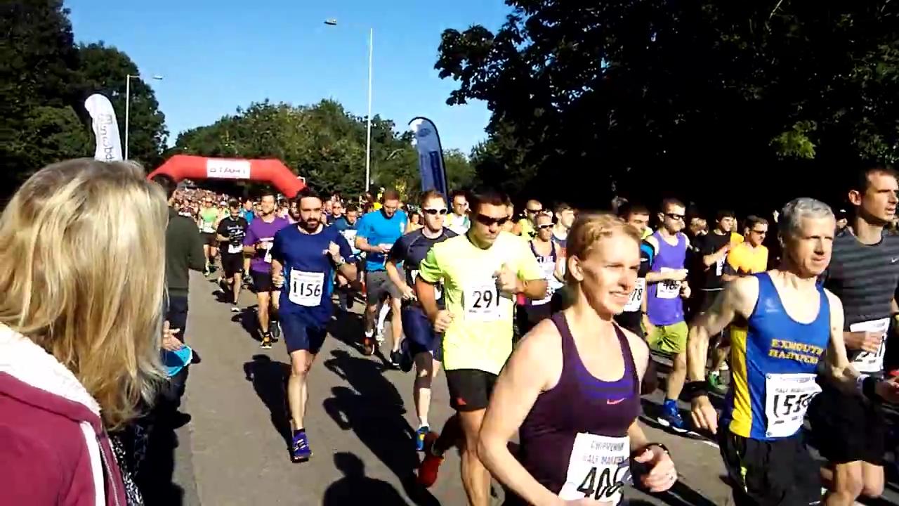 chippenham half marathon