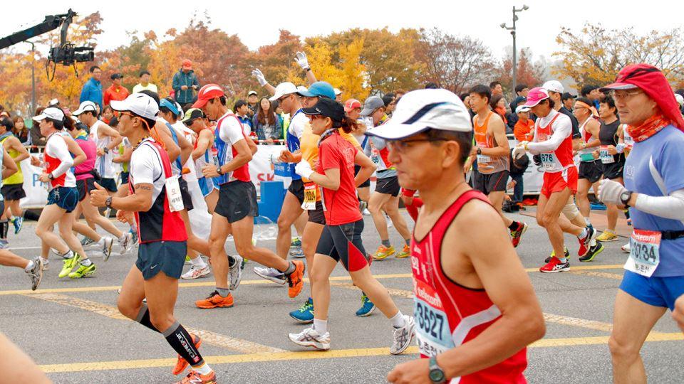 Alles over de Chunchon International Marathon en hoe jij er aan mee kunt doen