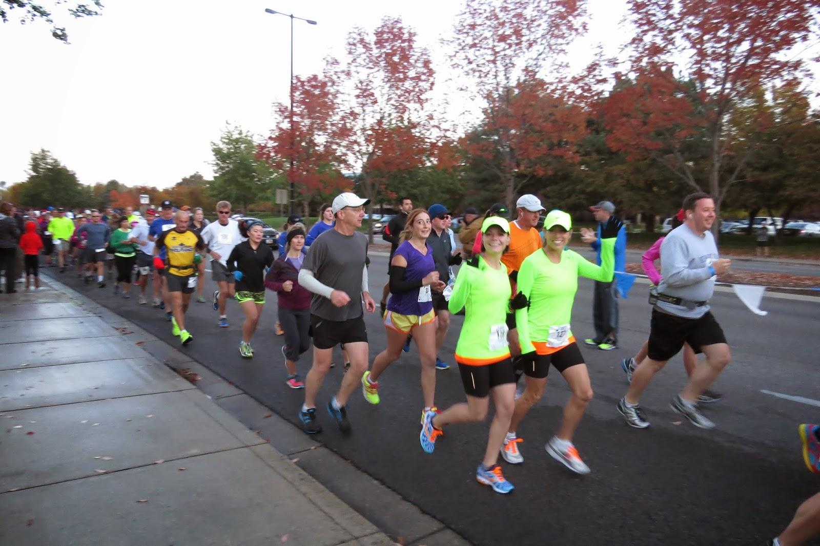city of trees marathon