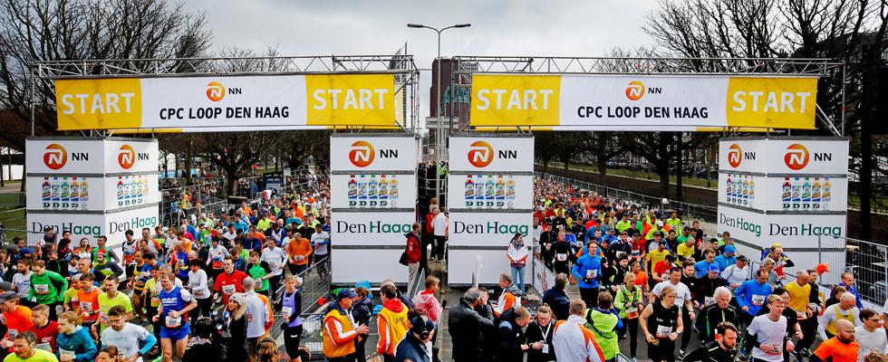 city pier city half marathon cpc loop den haag