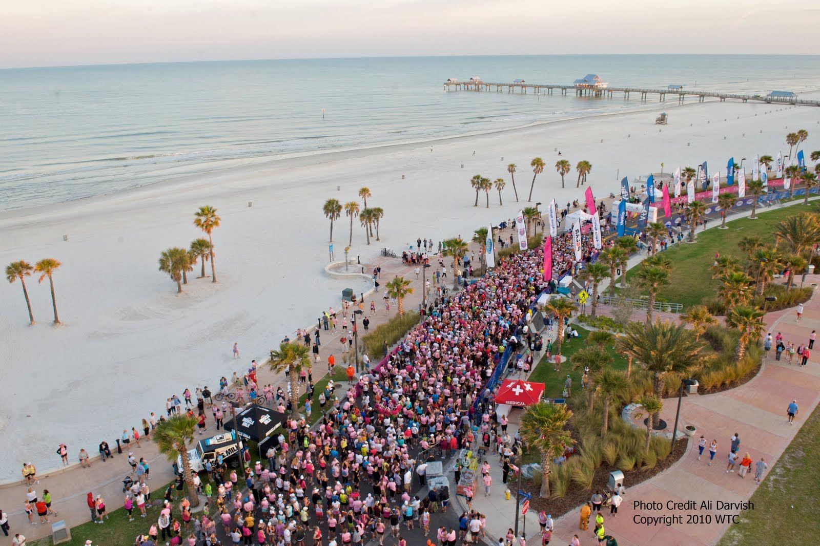 Alles over de Clearwater Marathon en hoe jij er aan mee kunt doen