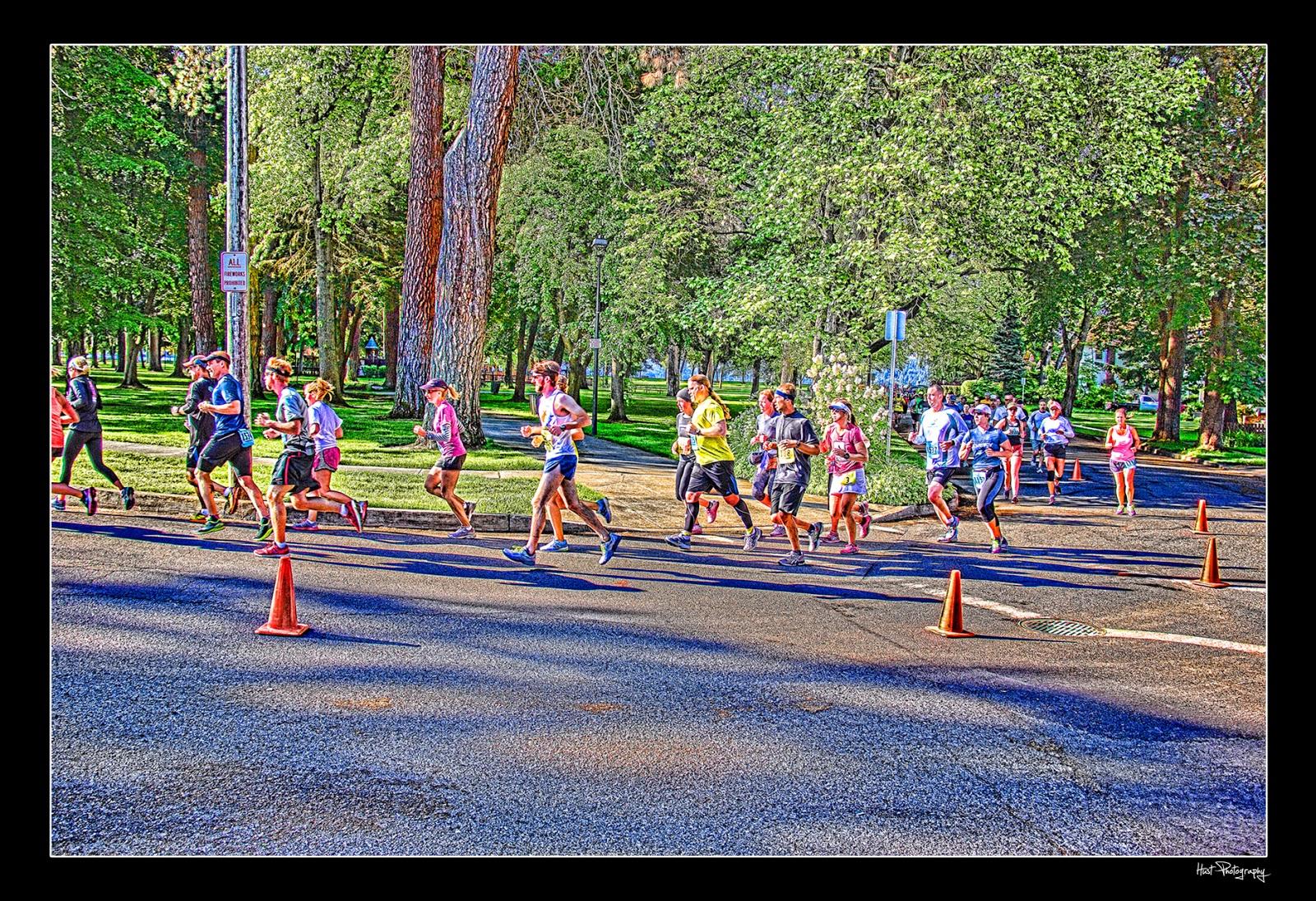 Alles over de Coeur D Alene Marathon en hoe jij er aan mee kunt doen