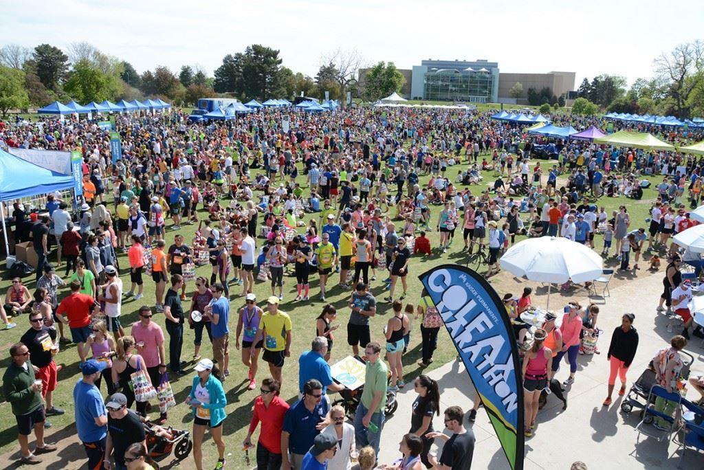 Alles over de Colfax Marathon en hoe jij er aan mee kunt doen