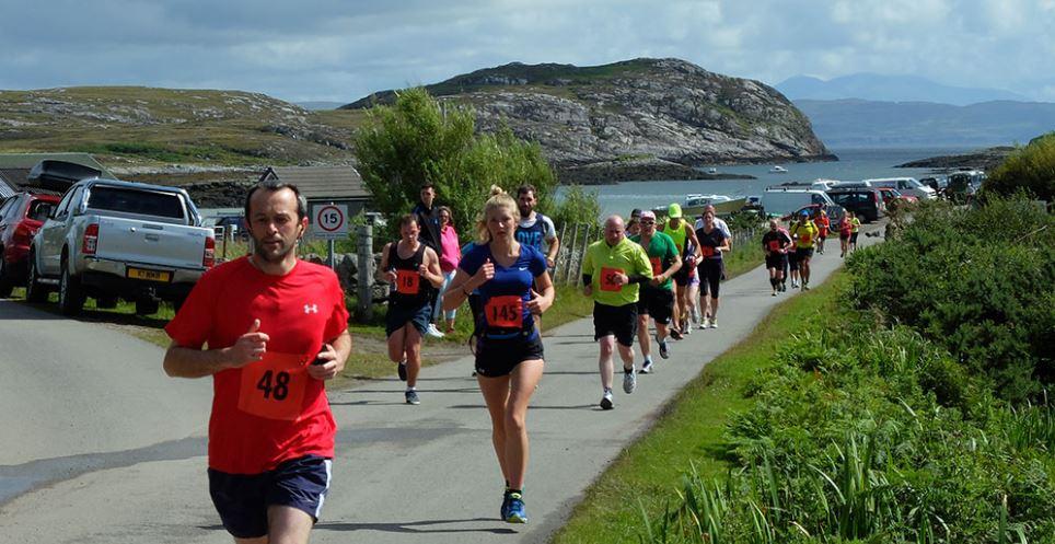 coll half marathon