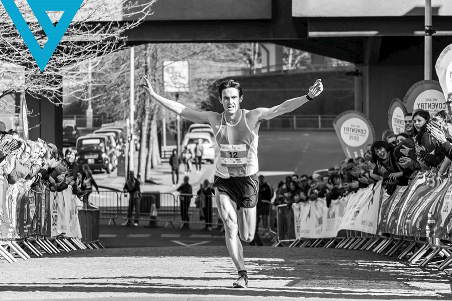 coventry half marathon mile