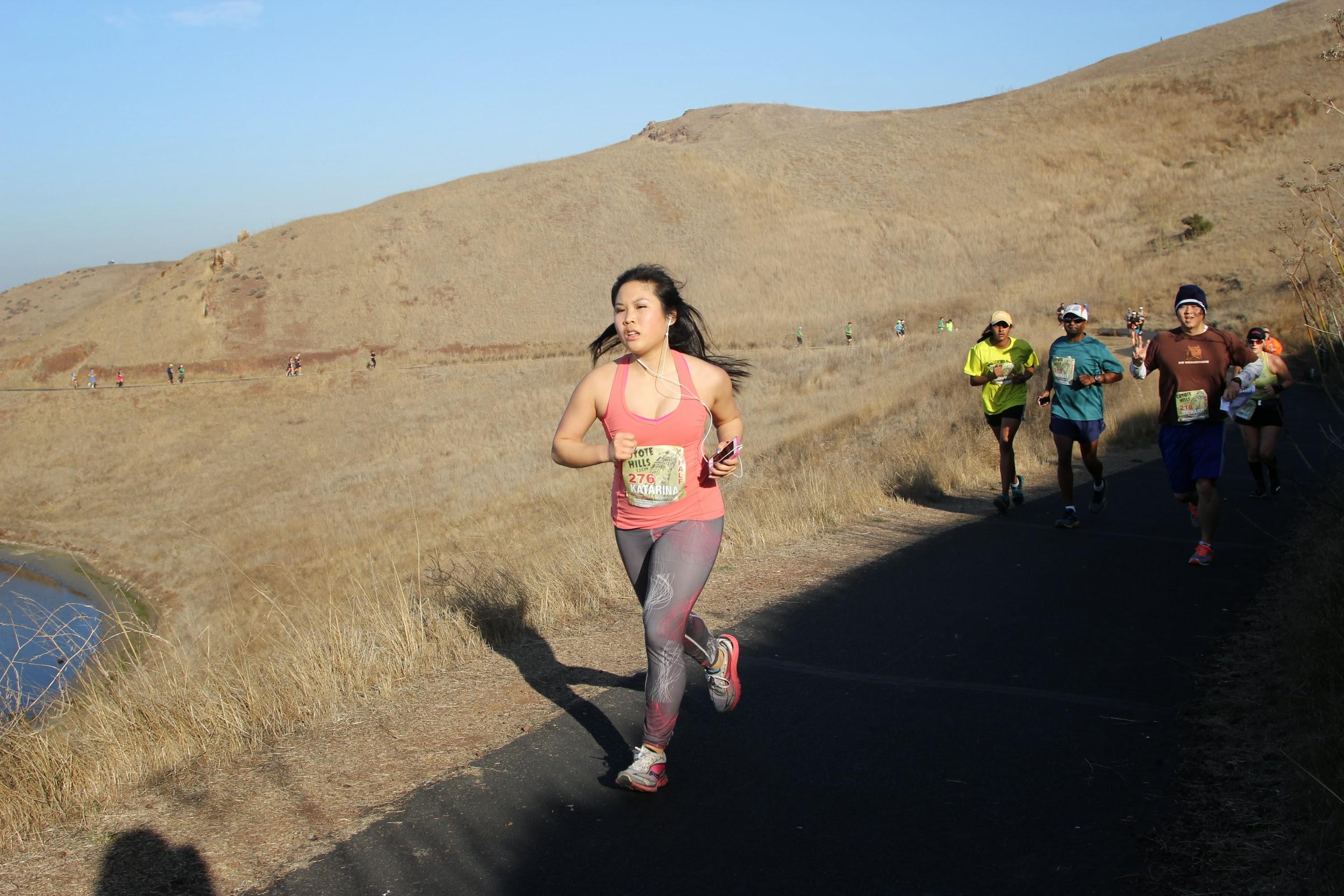 coyote hills half marathon