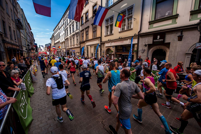 Alles over de Cracovia Marathon en hoe jij er aan mee kunt doen