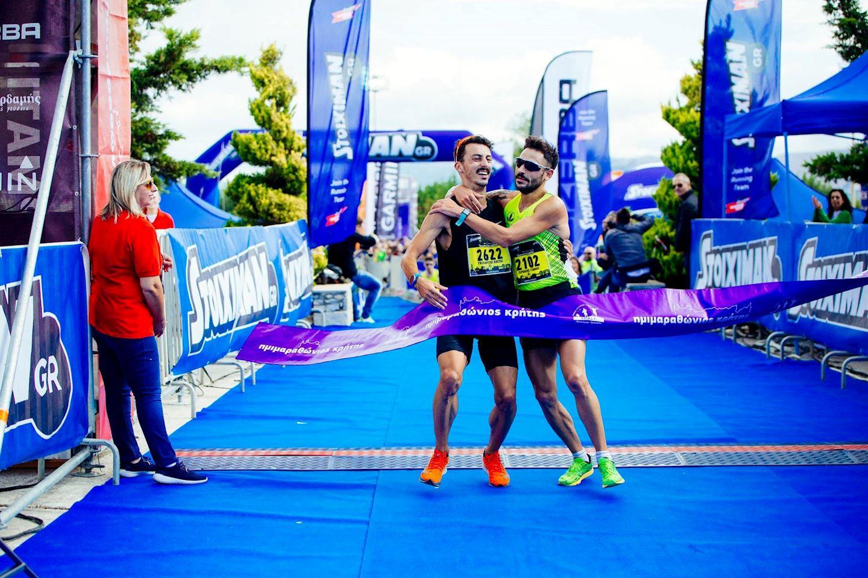 crete half marathon