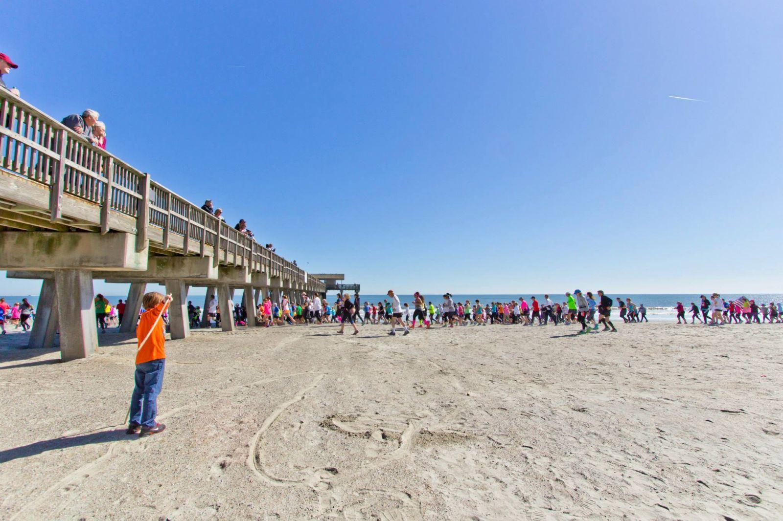 Alles over de Critz Tybee Run Fest Half Marathon en hoe jij er aan mee kunt doen
