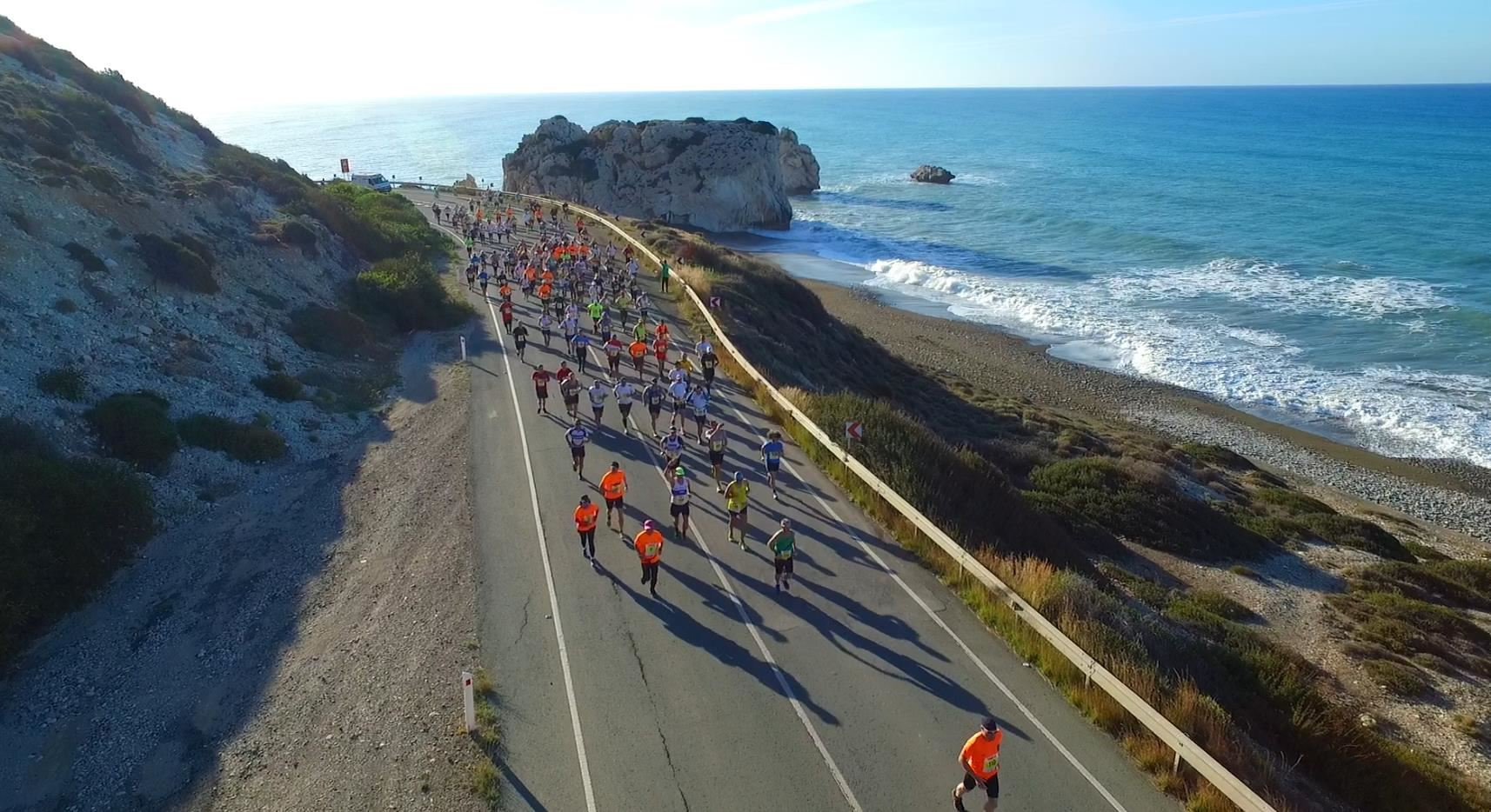 Alles over de Logicom Cyprus Marathon en hoe jij er aan mee kunt doen