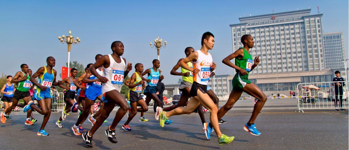 dalian international marathon world s marathons