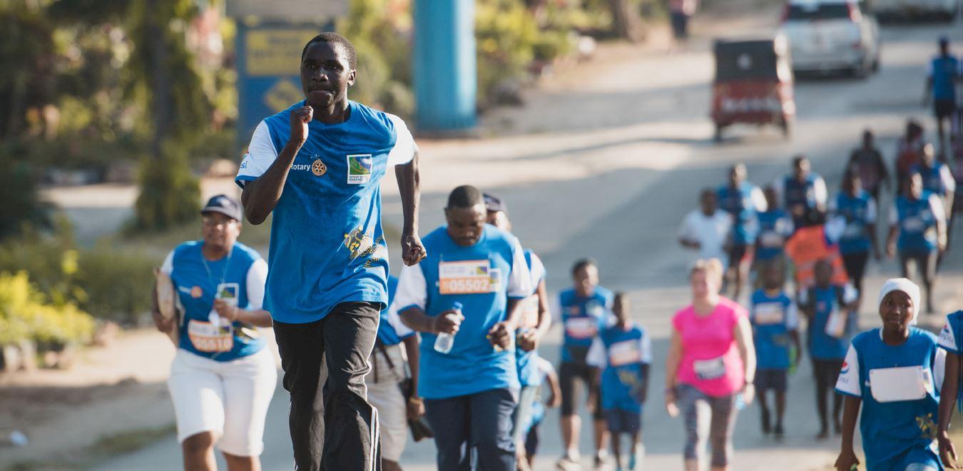 Alles over de Dar Rotary Marathon en hoe jij er aan mee kunt doen