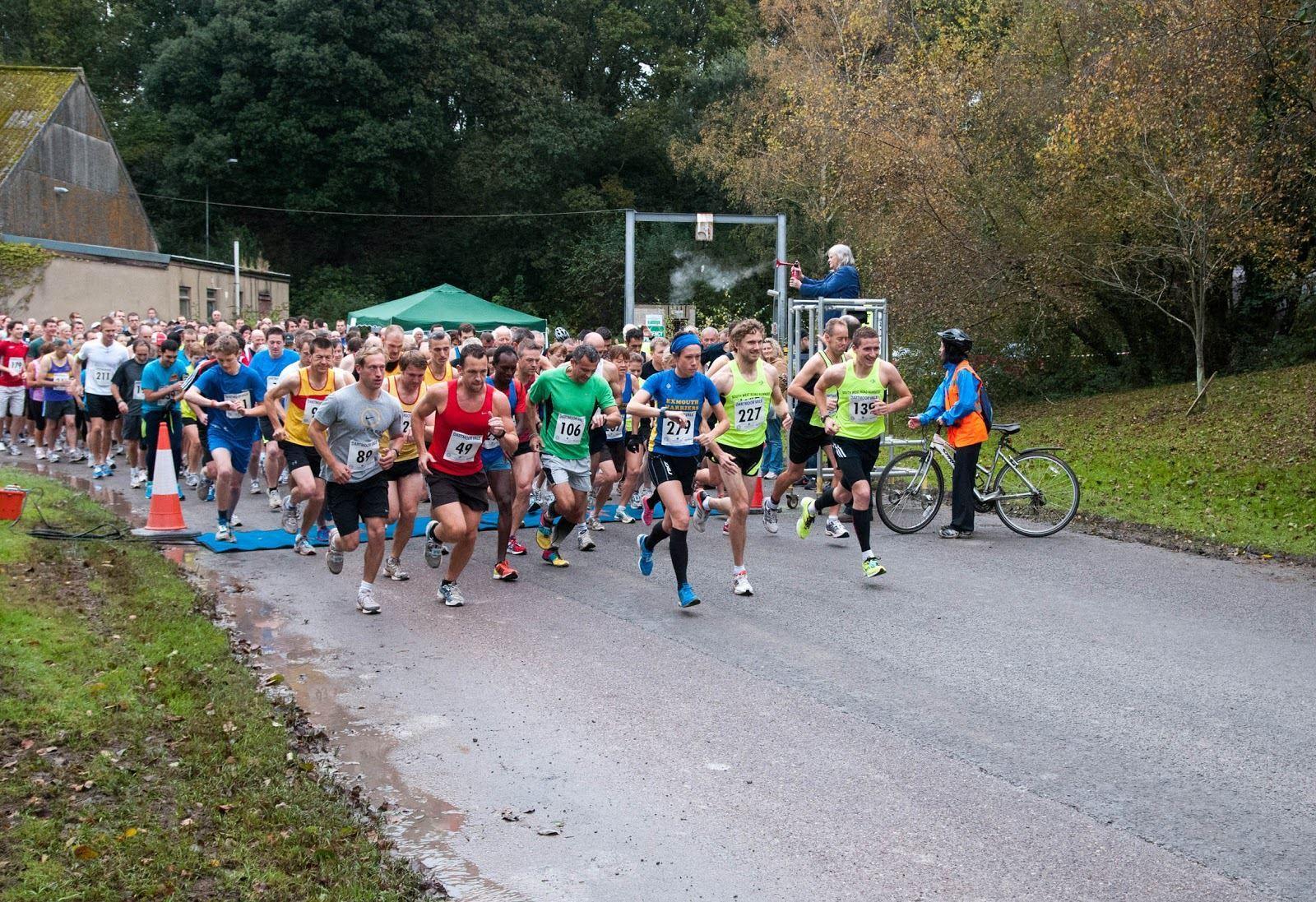 Alles over de Dartmoor Vale Marathon en hoe jij er aan mee kunt doen