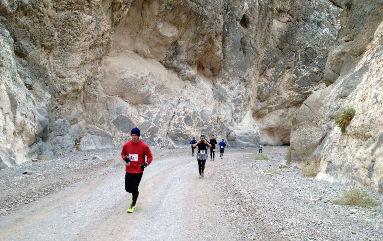 Alles over de Death Valley Trail Marathon en hoe jij er aan mee kunt doen