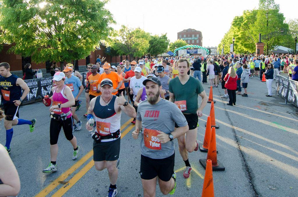 Alles over de Delaware Marathon en hoe jij er aan mee kunt doen