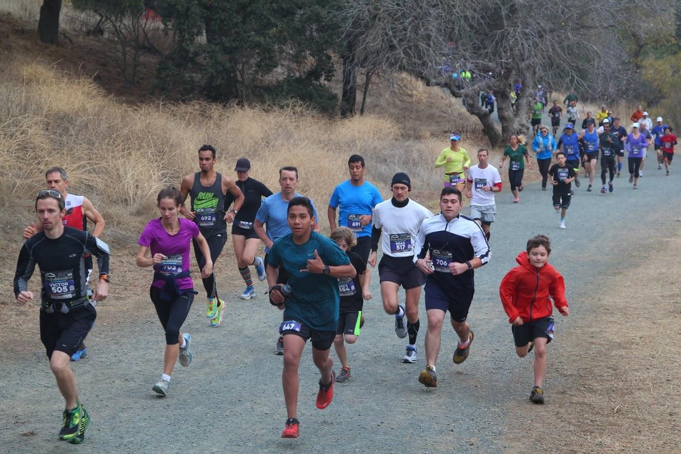 diablo summit stomp half marathon