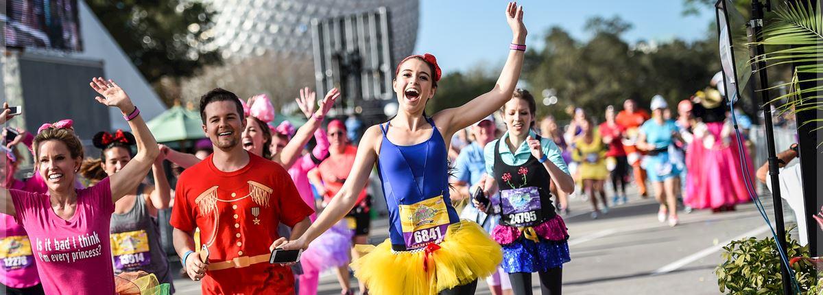 Alles over de Disney Princess Half Marathon en hoe jij er aan mee kunt doen