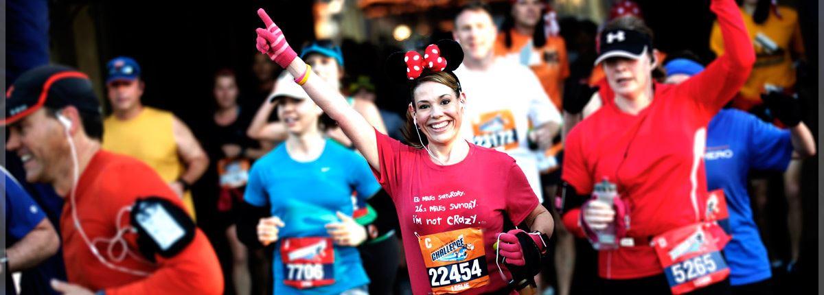 Alles over de Disney World Marathon en hoe jij er aan mee kunt doen