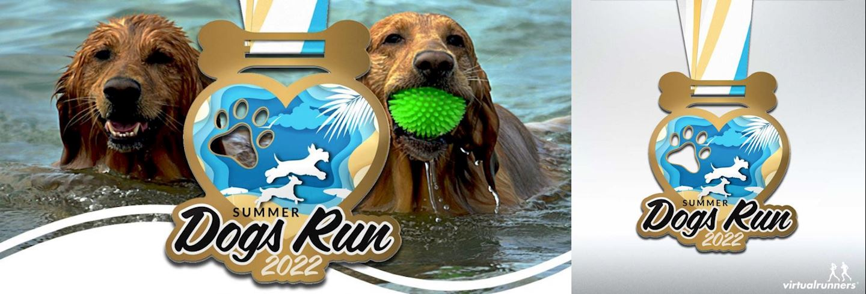 dogs summer virtual run