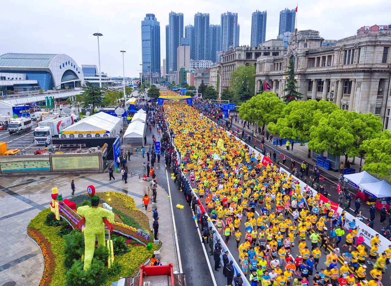 dongfeng renault wuhan marathon