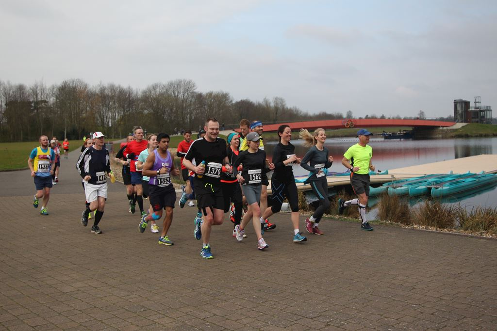 dorney lake marathon prep