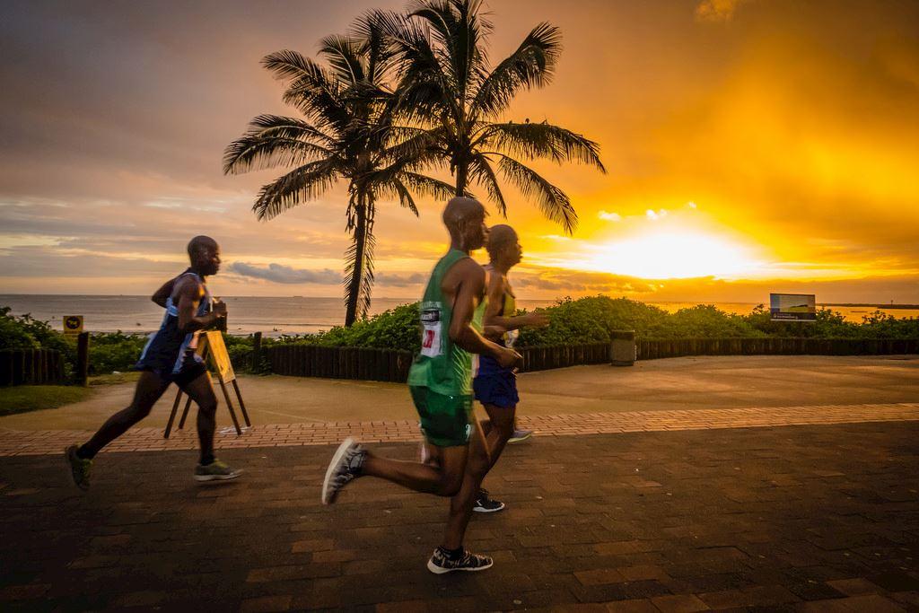 Alles over de Durban City Marathon en hoe jij er aan mee kunt doen