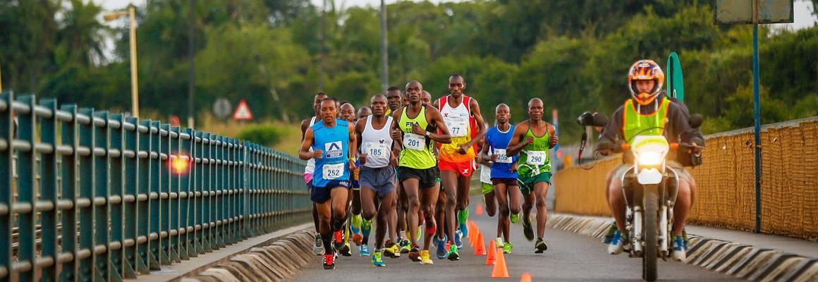Alles over de Econet Victoria Falls Marathon en hoe jij er aan mee kunt doen