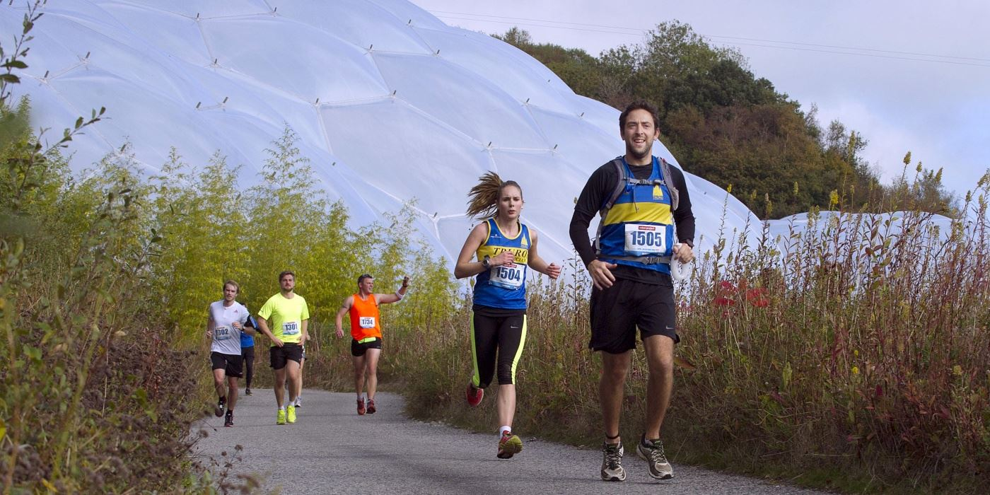 eden project marathon