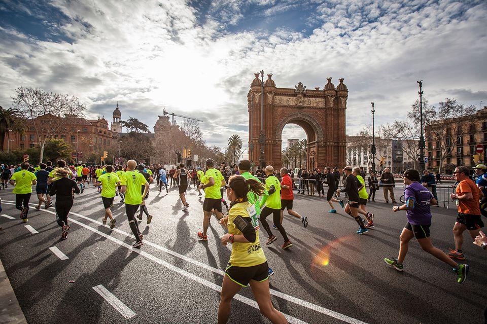 edreams mitja marato de barcelona