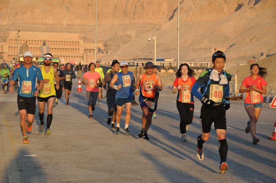 Alles over de Egyptian Marathon en hoe jij er aan mee kunt doen