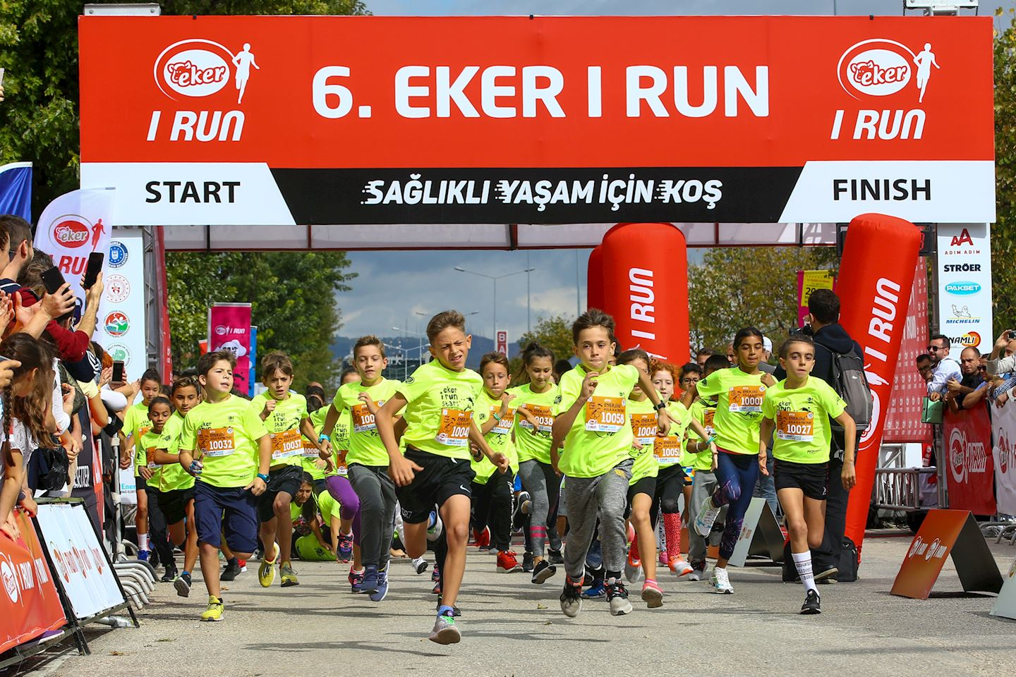 eker i run marathon