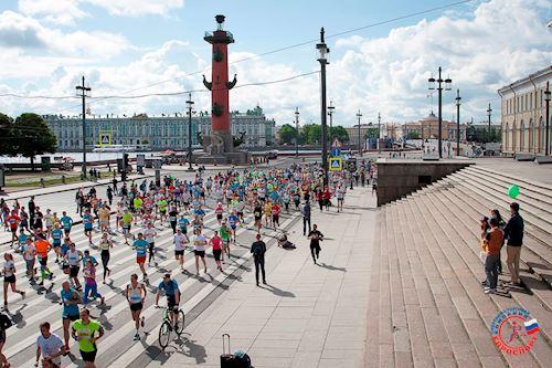 White Nights International Marathon