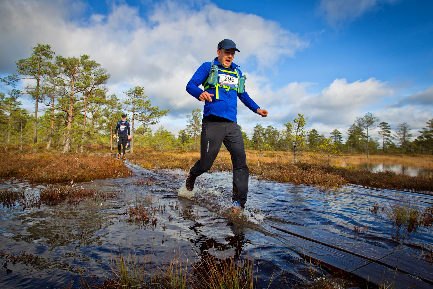 estonian wilderness marathon