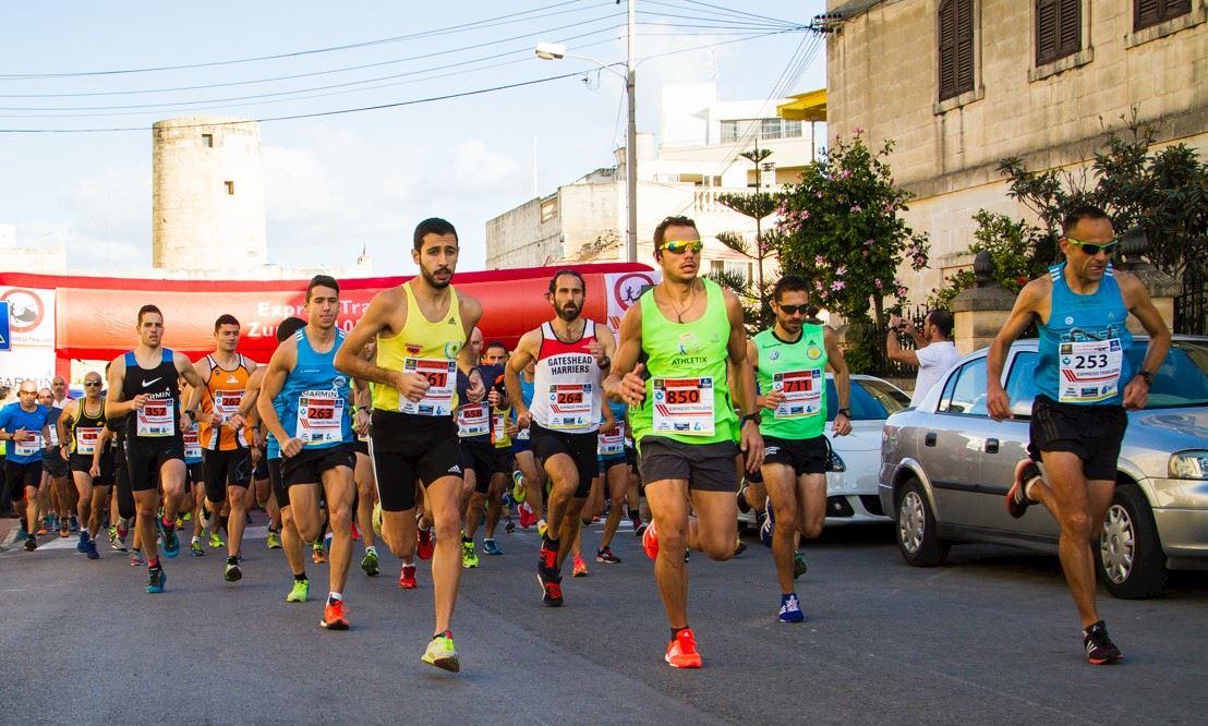 express trailers half marathon 10k