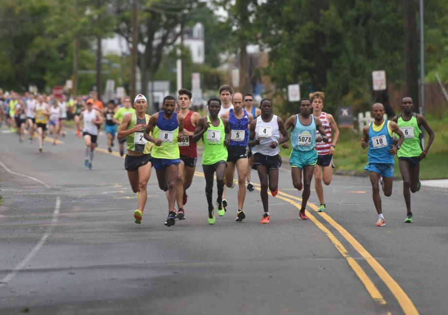 fairfield half marathon