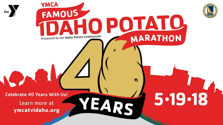 famous idaho potato marathon