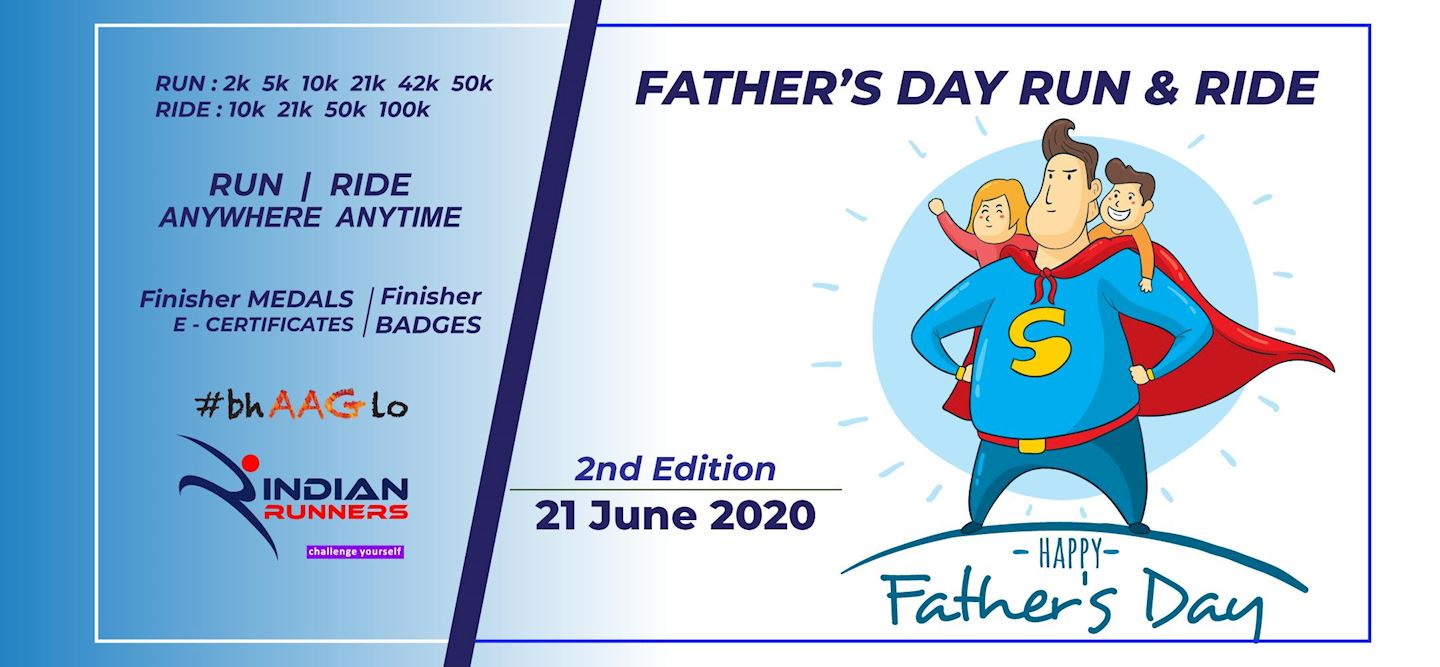 fathers day run 2020