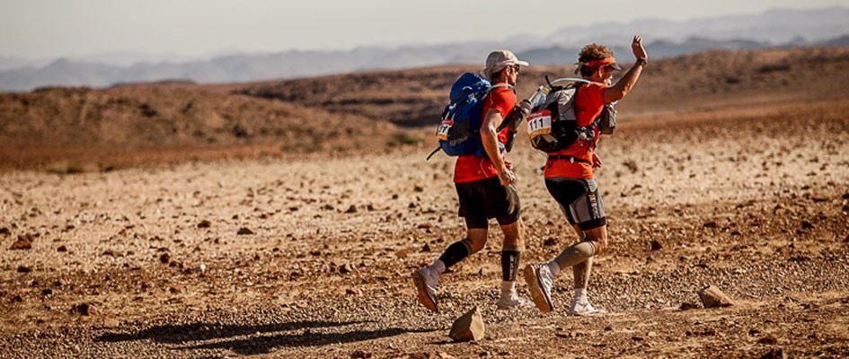 fish river canyon 100km ultra