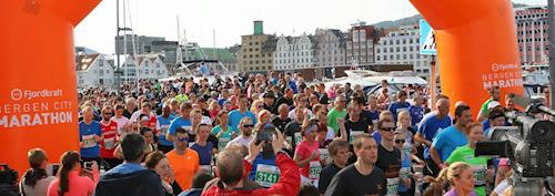 Fjordkraft Bergen City Marathon