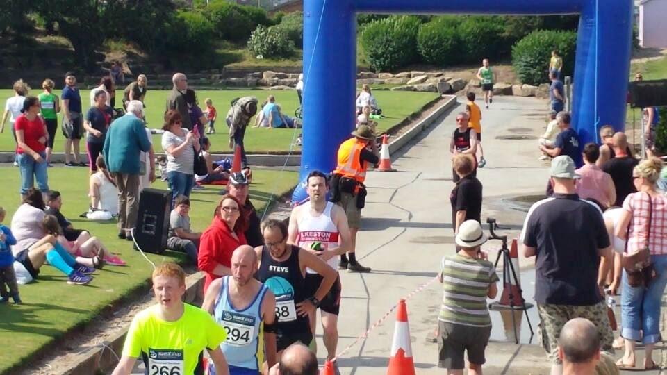 fleetwood half marathon